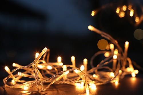 Naantalin Energia Joulukadun Avajaiset Valot